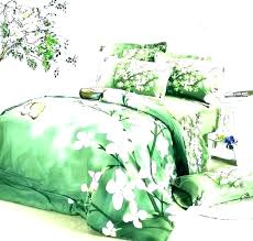 forest green bedding mint comforter set bedspread sets queen twin and grey bed