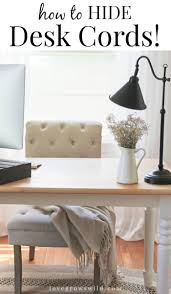 10 Stylish Ways To Hide Unsightly Cords And Wires In Your Home .