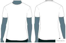 How To Make A Shirt Template Create T Shirt Template