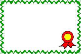 Certificate Border Card Free Vector Graphic On Pixabay