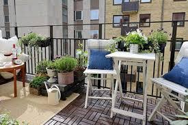 breezy small balcony design ideas