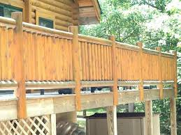 wood deck railing designs diy how to make systems