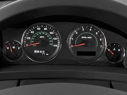 2008 Jeep Grand Cherokee Gauges Interior Photo | Automotive.com
