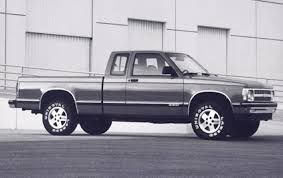 1993 Chevrolet S-10 - Information and photos - ZombieDrive