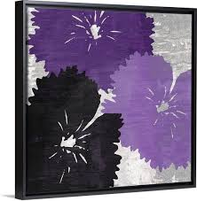 bloomer squares ix canvas wallscanvas wall artwall  on great big canvas wall art with the 255 best floral botanical art images on pinterest