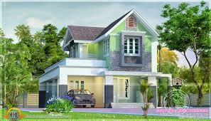 Cute little house plan   Kerala home design and floor plansCute little home