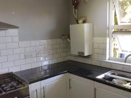 Kitchen Tiled Walls Underground White Wall Tiles 200mm X 100mm Wall Tiles