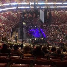 Wells Fargo Center Section 222a Concert Seating