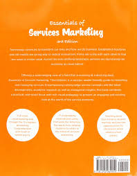 Services Marketing Essentials Of Services Marketing Global Edition Amazon De Jochen