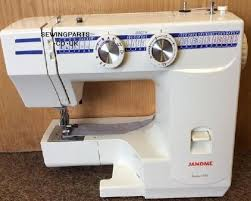Oiling A Janome Sewing Machine