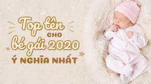 Tên con gái 2020 – Làm thế nào để con gái yêu luôn được bình an và hạnh  phúc? - Mamamy