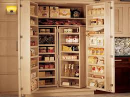 Food Storage Cabinet With Doors