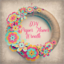 Diy Paper Crafts For Home Decor  Find Craft IdeasDiy Paper Home Decor