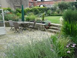 Small Picture Back Garden Makeover Designs in West Yorkshire