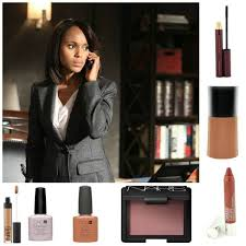 olivia pope s makeup skin care and style