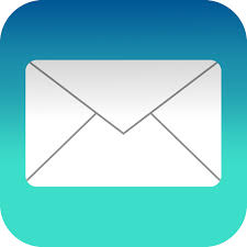 iphone mail logo. mail iphone logo w