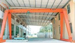indoor gantry crane. portable hoist crane indoor gantry t