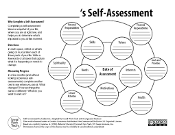 a self assessment tool for clients and social work professionals ables