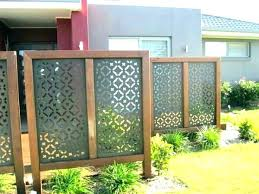 B Showers Outdoor Shower Screen Privacy Panel Free Standing Garden Screens  Ideas Diy