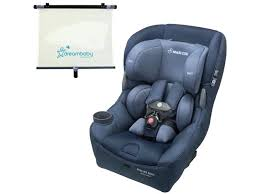 maxi cosi pria 85 max convertible car seat nomad blue with bonus retractable window installation