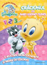 aventuri in culori cu baby looney tunes 11 craciunul cu baby looney tunes