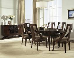somerton cirque piece oval dining set in merlot by dining rooms