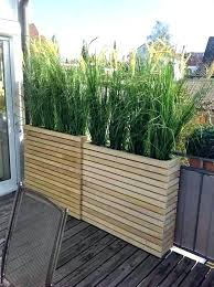privacy screen for deck backyard screens patio with plants deck privacy screen outdoor