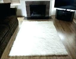 faux fur area rug ikea faux fur rug faux fur sheepskin rug awesome white fur area
