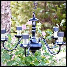 outdoor solar chandelier how to make a solar powered garden chandelier outdoor hanging solar chandelier how
