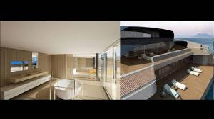 Yachthouse For Bill Gates   Billion YouTube - Bill gates interior house