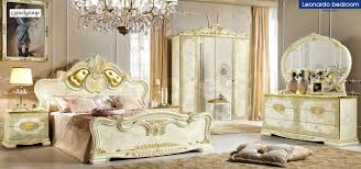 traditional bedroom set ivory bed