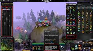 when following guides religiously dota2