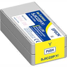 <b>SJIC22P</b>(Y) <b>Картридж EPSON</b> желтый для TM-C3500
