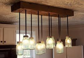 view in gallery mason jar chandelier