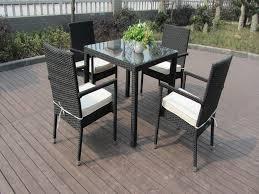 Aluminum Outdoor Dining Table Aluminum Dining Room Chairs Madden 7 Piece Outdoor Aluminum Dining