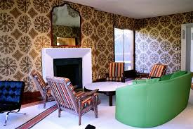 Wallpaper Design Home Decoration using wallpaper to create coordinating home decor accents KBHomes 9