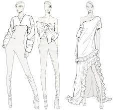 Fashion Illustration Templates