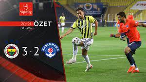 2020-2021 Fenerbahçe 3-2 Kasımpaşa maç özeti tr.beinsports.com
