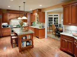 Small Picture Kitchen Cabinets Granite Countertops Oak Cabinets And White