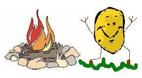 Znalezione obrazy dla zapytania święto pieczonego ziemniaka