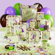Lavender Baby Shower Decorations Baby Shower Supplies