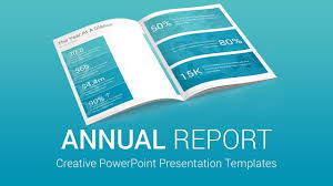 finance report templates best annual report powerpoint presentation templates designs youtube