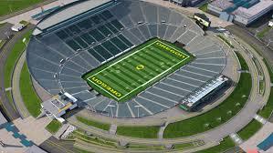 Autzen Stadium Seating Chart University Of Oregon Football Virtual Venue By Iomedia