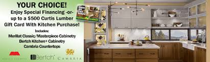 February April 2019 Kitchen And Bath Offer Curtis Lumber