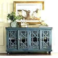 buffet with glass doors. Sideboard With Glass Doors Buffet Low Cabinet Sideboards Door Modern Grey Office . 0