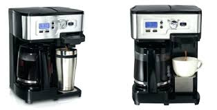 best personal coffee maker coffee maker and k cup combo coffee maker k cup combo coffee