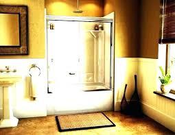 full size of jetted tub shower combination kohler whirlpool spa bathtub combo ideas soaking remodel design