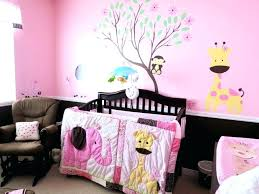 interesting gallery attachment of this smart girl room ideas baby paint pink with nursery wall decor and brown wood also elephant for