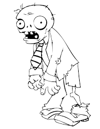 Great Zombie Coloring Page 57 For Coloring Pages Online With