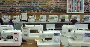 Sewing Machine Shop Near Me